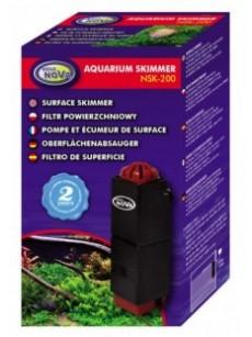 Aqua Nova Filtr powierzchniowy Skimmer NSK-200