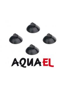 AquaEl Przyssawki fi 24mm 4 szt.