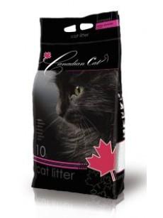 Certech Żwirek dla kota Super Benek Canadian Cat Baby Powder 10l