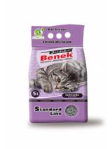 Certech Żwirek dla kota Super Benek Standard Lawenda 5l