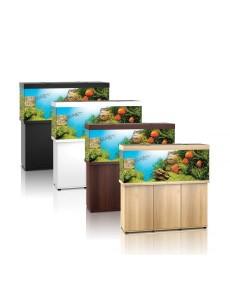 Juwel Zestaw akwariowy RIO 450 LED (2x belka) z szafką (kolor do wyboru)