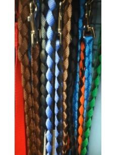 Mruczek Smycz pleciona (różne rodzaje i kolory)