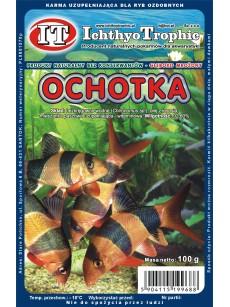 IchthyoTrophic Pokarm mrożony Ochotka 100g