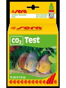 Sera Test do wody CO2 (dwutlenek węgla)