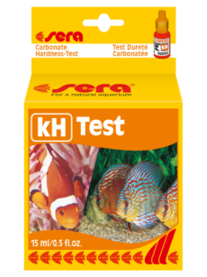 Sera Test do wody kH (twardość węglanowa)