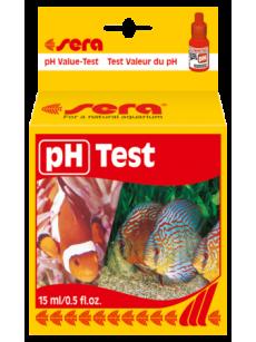 Sera Test do wody pH (odczyn)