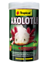 Tropical Pokarm dla ryb Axolotl sticks 250ml