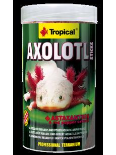 Tropical Pokarm dla ryb Axolotl sticks 250ml