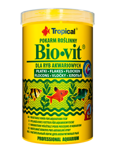 Tropical Pokarm dla ryb Bio-vit 1000ml