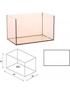 Wromak Akwarium proste 50x30x30 45l