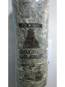 Pol Hubax Sianko dla gryzoni 12-14l Siano naturalne